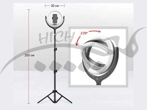 TOTU F-539B Live Stand Live Stand Three Position-Floor