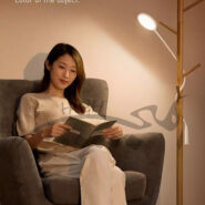 چراغ مطالعه شارژی بیسوس Baseus Comfort Reading Charging Uniform Light Hose Desk Lamp