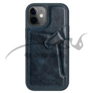 قاب چرمی نیلکین آیفون Apple iPhone 12 Mini Nillkin Aoge Leather Cover Case
