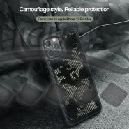 قاب نیلکین آیفون Apple iPhone 12 Pro Max Nillkin Camo Case
