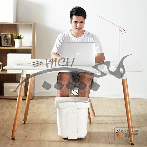 ماساژور و شوینده پا Xiaomi Q1 Automatic Foot Bath Bucket